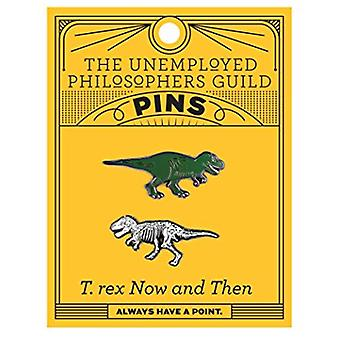 Pin Set - UPG - T. Rex and Fossil 5075
