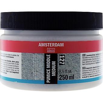 Amsterdam Middle Pumice Acrylic Painting Medium 250ml