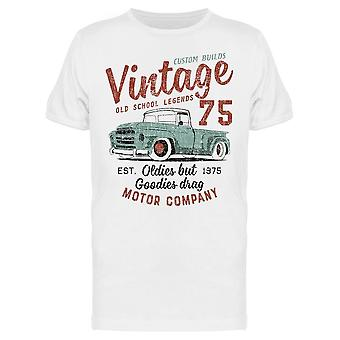 Vintage 75 Cali Tee Men's -Image by Shutterstock