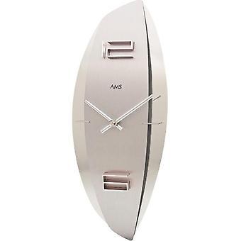 Horloge murale AMS 9602