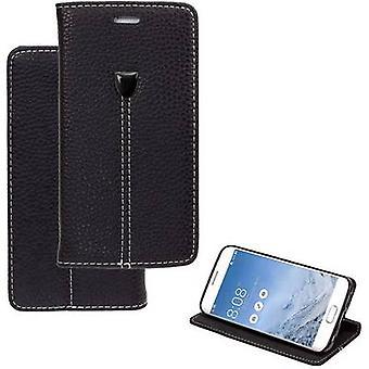 Perlecom Flip cover Samsung Galaxy A5 (2016) Black