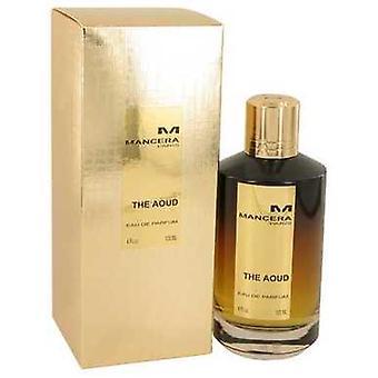 Mancera The Aoud De Mancera Eau De Parfum Spray 4 Oz (mujeres) V728-536917