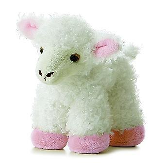 Aurora Plyšová Lana Lamb Mini Flopsie 8&; aurora