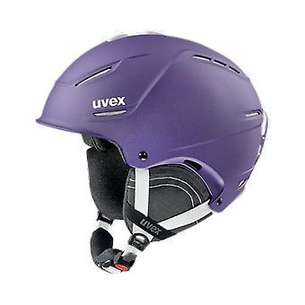 Uvex P1us 2,0 diep violet met mat