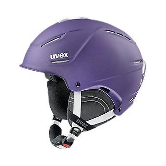 Uvex P1us 2.0 Deep Violet Met Mat