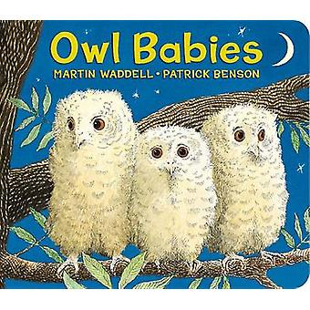 Owl Babies by Martin Waddell - Patrick Benson - 9780763679613 Book