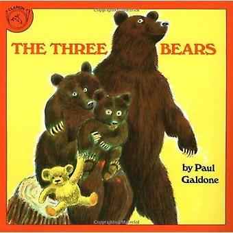 The Three Bears by Paul Galdone - Paul Galdone - 9780899194011 Book