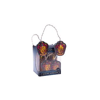 Harry Potter Gryffindor 2D String Fairy Lights offizielles Merchandise