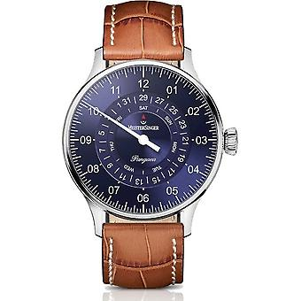 MasterSinger Men's Watch Classic Plus Pangaea Day Date Automatic PDD908_SG03W