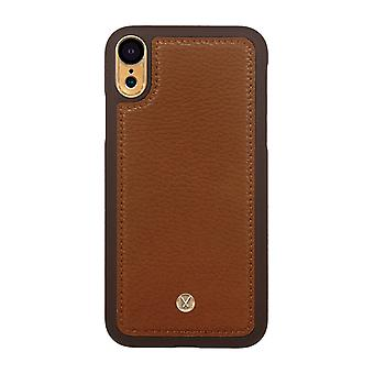 Marvêlle iPhone XR Magnetic Case Light Brown Chic