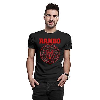 Rambo T-Shirt First Blood Seal