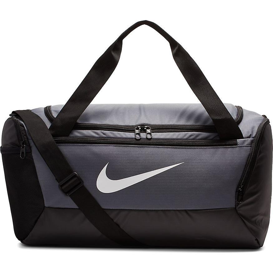 Nike Brasilia Training Duffel Bag (Small)   Flint Grey