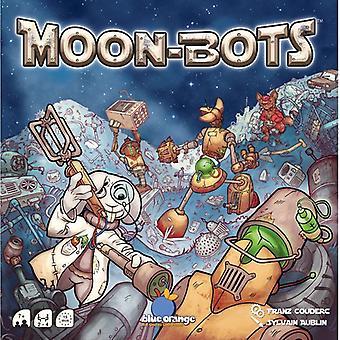 Jeu de Moon Bots Board