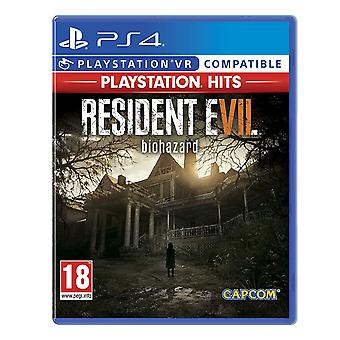 Resident Evil VII Biohazard Playstation Hits PS4 Game