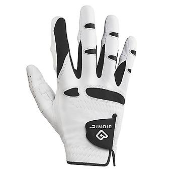 Bionic Womens StableGrip Cabretta Leather Breathable Padded Golf Glove - RH