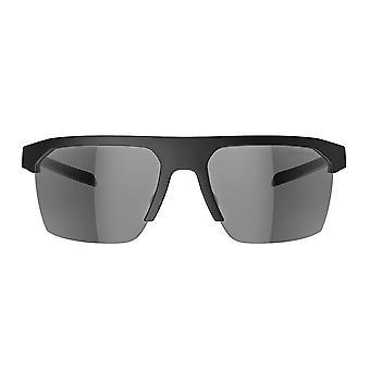 adidas Strivr Polarisierte Leichtbau-Sonnenbrille - Black Matt - Polarisiert
