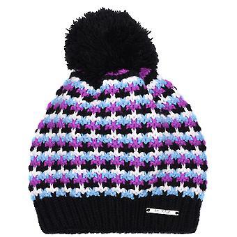 Nevica Womens Ladies Brixen Soft Cosy Warm Knit Beanie Hat Winter Bobble Cap