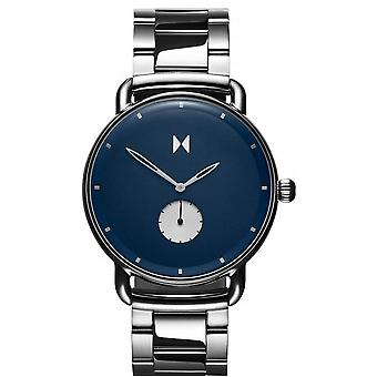 MVMT D-MR01-BLUS Watch - Men's Round Steel Watch