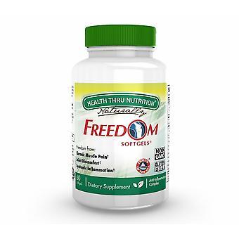 Freedom Softgels (60 Softgels) - Health Thru Nutrition