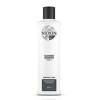 Nioxin Nettoyant pour cheveux - Système 2