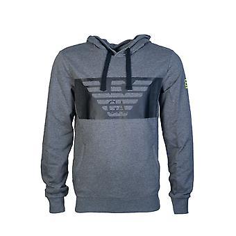 Ea7 Emporio Armani Ea7 Sweatshirt Hooded Jumper 6gpm56 Pj05z