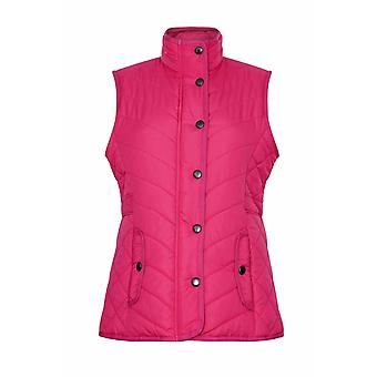 Ladies Champion Eltham Country Estate Zip Closure Quilted Gilet Bodywarmer
