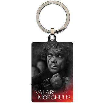 Game Of Thrones Tyrion Metal Keyring