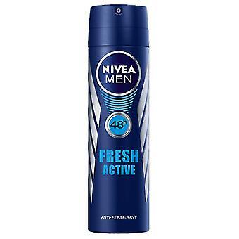 ニベアフレッシュアクティブ48h消臭スプレー150 ml