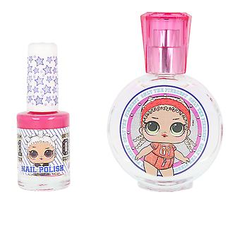Cartoon L.o.l. Perfume surpresa Set 3 Pz Unisex