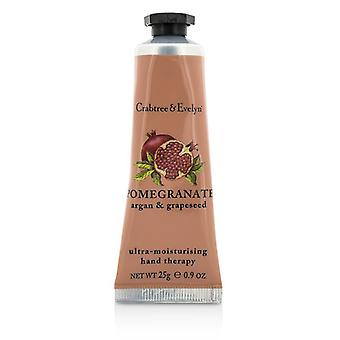 Crabtree & Evelyn Pomegranate, Argan & Grapeseed Ultra-Moisturising Hand Therapy 25g/0.9oz