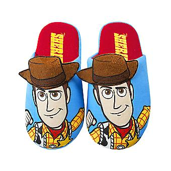 Disney Pixar Toy Story Woody Partial 3D Men-apos;s Slippers