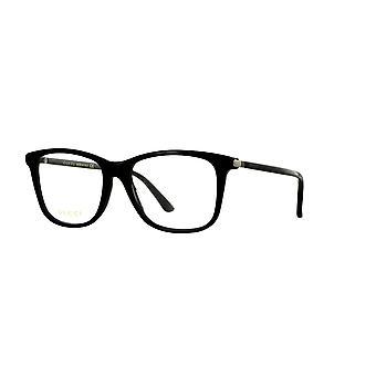 Gucci GG0018O 007 Blue-Havana Glasses