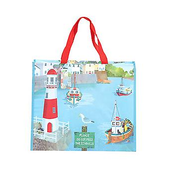 Jan Pashley Shopping Bag, Satamanäkymä