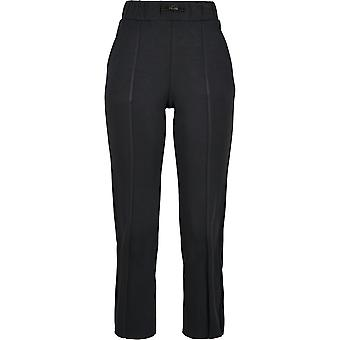 Urban Classics Damen Hose Soft Interlock