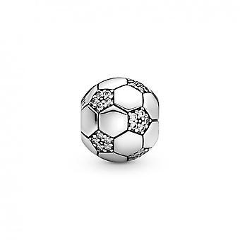 Charm Glitzernden Fußball