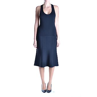 Anna Molinari Ezbc246004 Kvinnor's Black Other Materials Dress Anna Molinari Ezbc246004 Kvinnor's Black Other Materials Dress Anna Molinari Ezbc246004 Kvinnor's Black Other Materials Dress