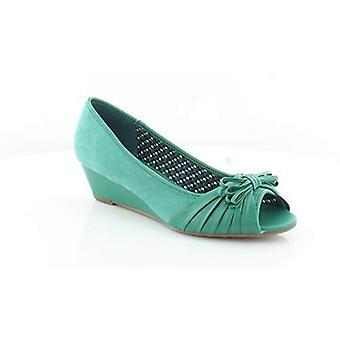 Charter Club Womens Canikka Peep Toe Casual Slide Sandals