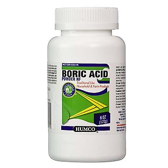Humco boric acid powder nf, 6 oz