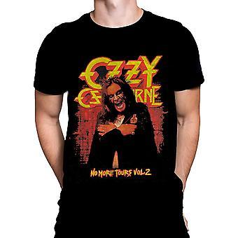 Rock off - ozzy osbourne no more tours vol.2 - cotton t-shirt