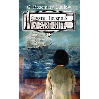 A Rare Gift Crystal Journals by LUDLOW & G Rosemary
