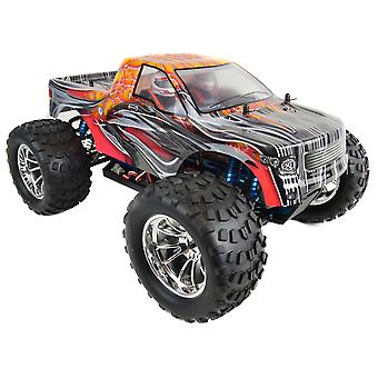 HSP Electric RC Truck - PRO Brushless Version - Orange Flame Pick Up