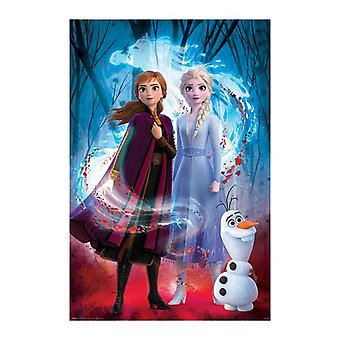 Frozen 2/Frost 2, Maxi Poster-Guided Spirit