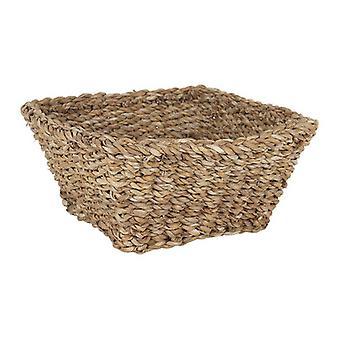 Multi-purpose basket Privilege Wicker Squared/15 x 15 x 8 cm