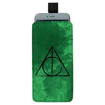 Harry Potter kuoleman varjelukset Universal Mobile Bag