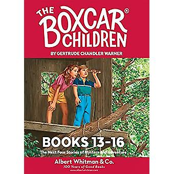 The Boxcar Children Mysteries Boxed Set #13-16 by Gertrude Chandler W