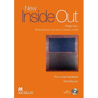New Inside Out Pre-intermediate - Workbook - Key Pack by Sue Kay - Vau