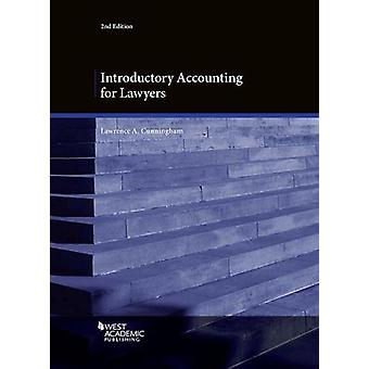 Introductory Accounting for Lawyers by Lawrence Cunningham - 97816346
