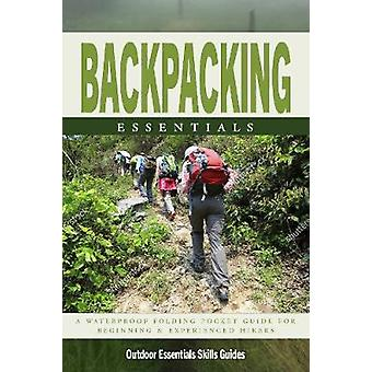 Backpacking Essentials - A Waterproof Folding Pocket Guide to Gear &am