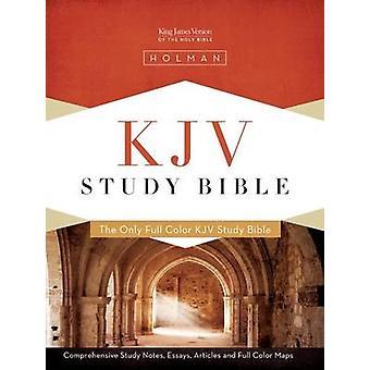 Study Bible-KJV by Broadman & Holman Publishers - 9781433600333 Book