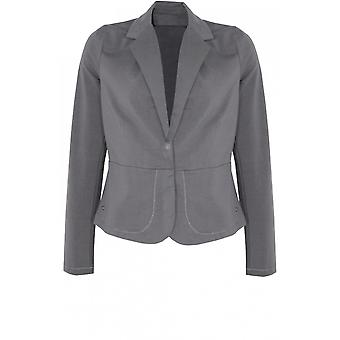 Sandwich Clothing Anthracite Jersey Jacket
